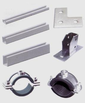 装配式成品综合支吊架系统配件